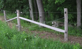 Farm Electric Fencing