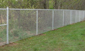 page wire fencing in the Owen Sound and Grey Bruce areas